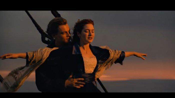 Sinopsis Film Titanic, Film Dicaprio Dan Kate Winslet ...